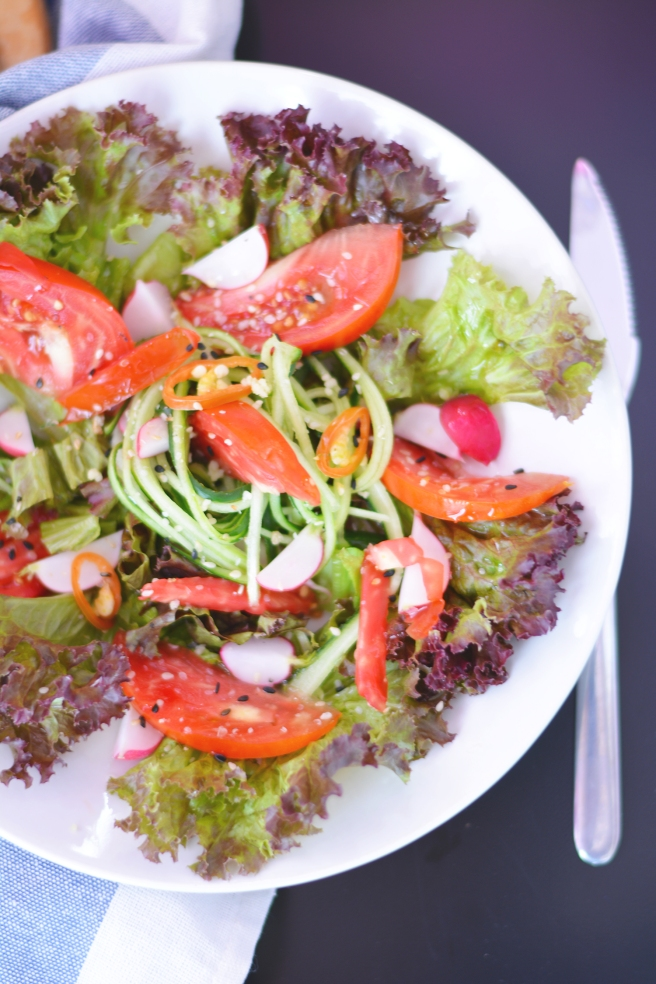 salata couscous
